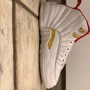 Jordan 12 Fiba Size: 7